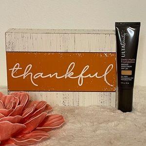 Ulta Beauty Demi-Matte Foundation In Cream